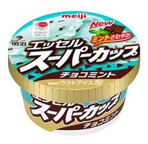 エッセルスーパーカップチョコミント