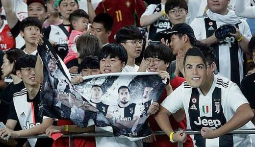 C.ロナウド韓国で試合欠場の理由は?契約違反で観客が怒り!高額チケットはいくらだった?